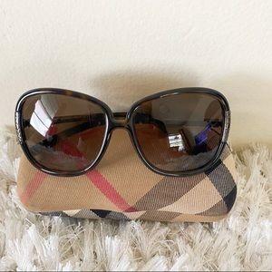 Burberry Brown Women Sunglasses